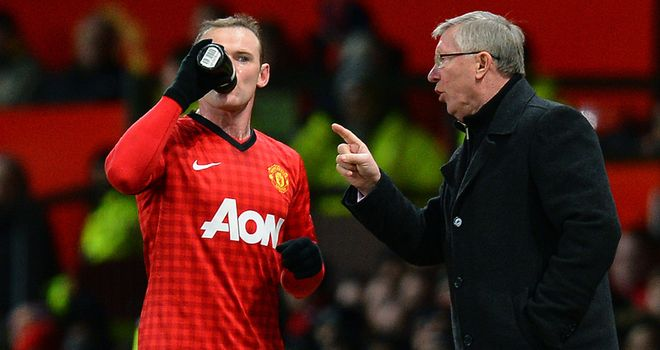Sir Alex Ferguson: Has told Wayne Rooney he should not be doing FA work