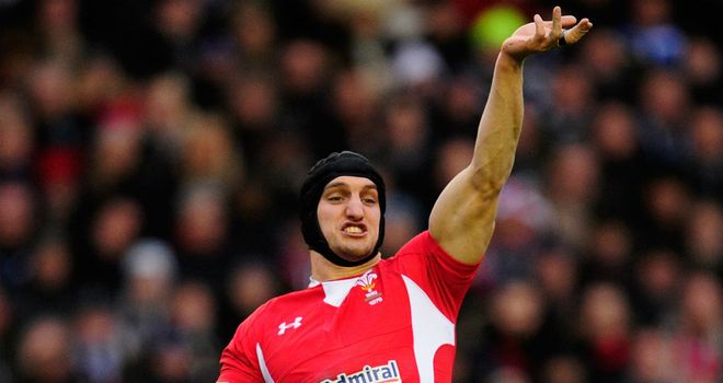 Sam Warburton: Put hand up for Lions captaincy
