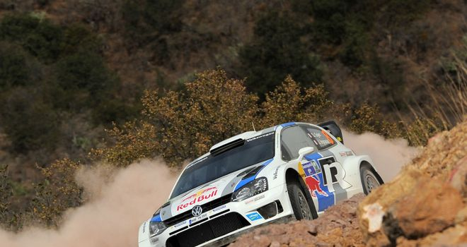 Sebastien Ogier: Comfortable margin of victory in Mexico