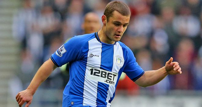 Shaun Maloney: Scored from the spot