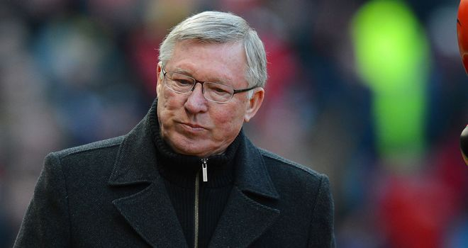 Ferguson: continues to bring success to Old Trafford