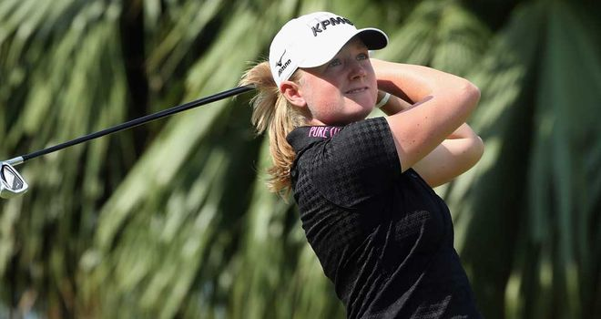Stacy Lewis: Bogey-free second round at Sentosa