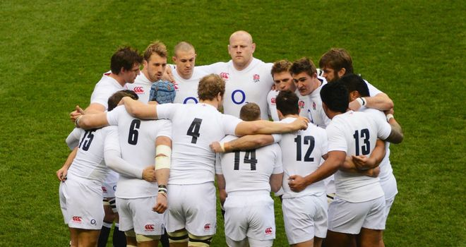 Can England unite to win the Grand Slam?