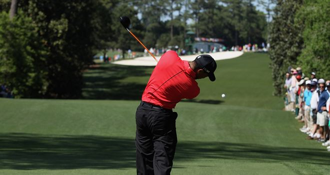 Tiger Woods: Says Augusta always suits those long off the tee