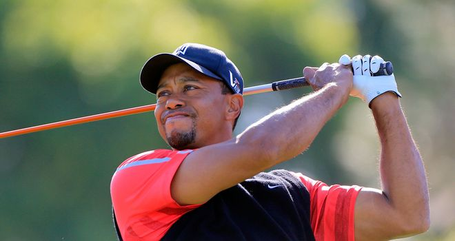 Tiger Woods: targeting his 15th Major