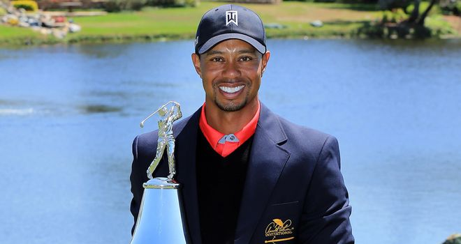 Tiger Woods: New world No 1 after Bay Hill victory