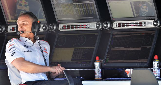Martin Whitmarsh: Admits he has some regrets over the development of the MP4-28