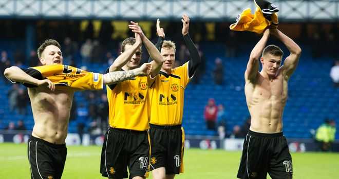 Annan: Celebrate at the final whistle
