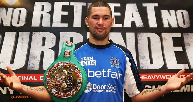 Tony Bellew: Hopes to land a world title shot