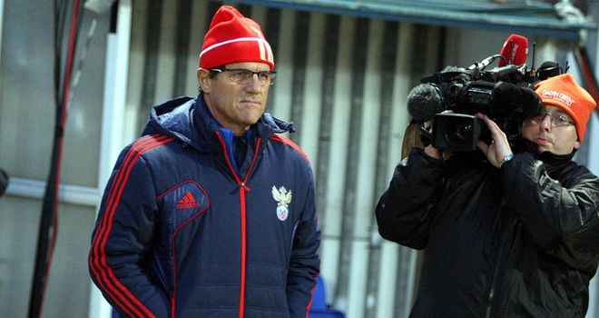 Fabio Capello: The Italian has an impressive record since taking charge of Russia