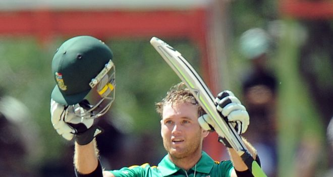 Colin Ingram: Scored unbeaten century to help thrash Pakistan