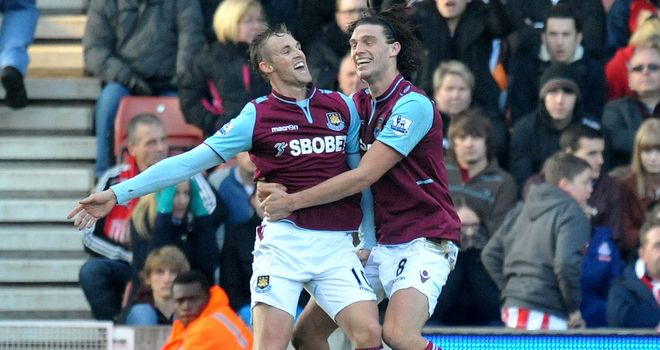 Jack Collison: Scored the winner