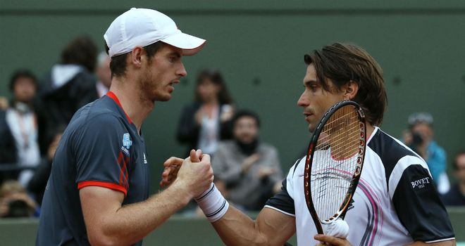 Andy Murray and David Ferrer meet in the final of the ATP Sony Open