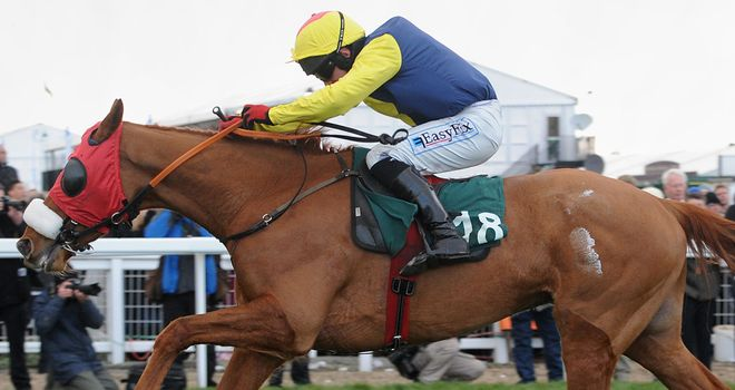 Flaxen Flare: Easy winner at Cork