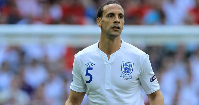 Rio Ferdinand: Recalled up England squad by Roy Hodgson