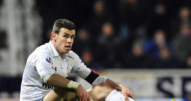 Gareth Bale: Front runner for PFA award
