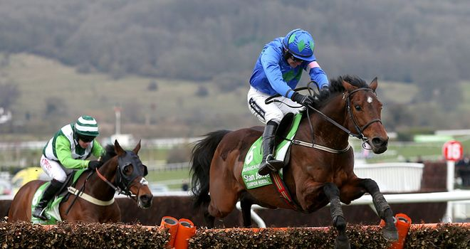 Hurricane Fly: Tops 12 entries for the Stan James Champion Hurdle
