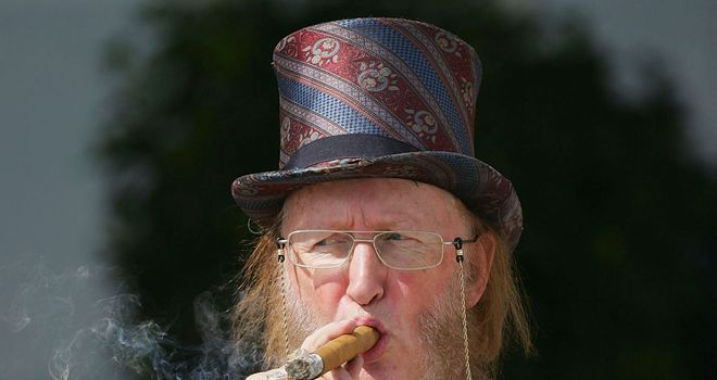 John McCririck: Concerns over his presenting style