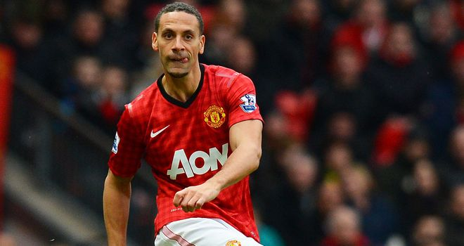 Rio Ferdinand: The Manchester United centre-back has returned to the England squad