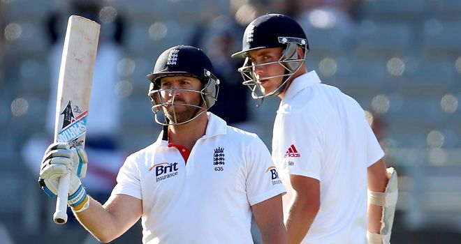 Matt Prior: Delighted with England's final-day heroics