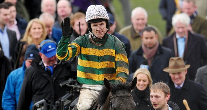 At Fishers Cross: Can he win again at the Festival?