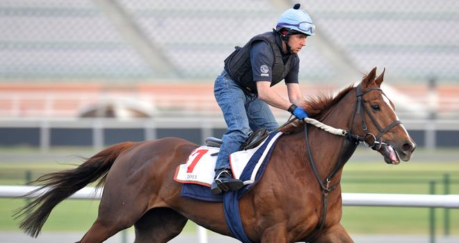 Red Cadeaux: Steady day's work