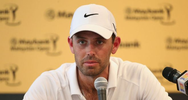 Charl Schwartzel: Competing in the Maybank Malaysian Open this week