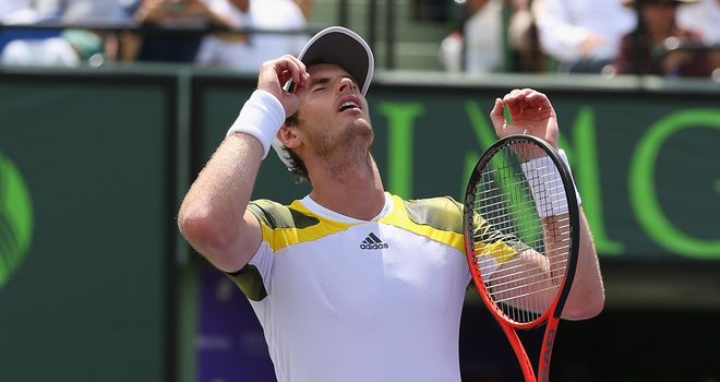 Andy Murray: World number two after Miami Masters triumph