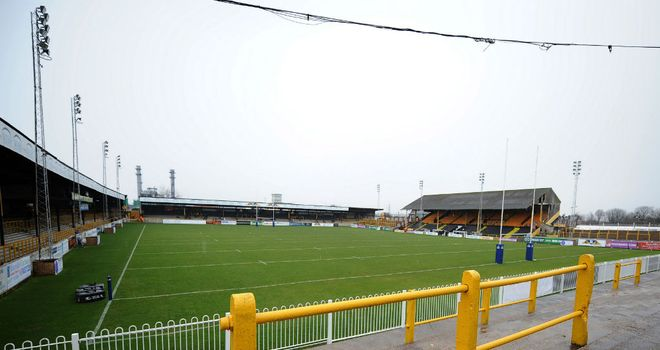 Castleford's Wish Communications Stadium: Fire fear was false alarm