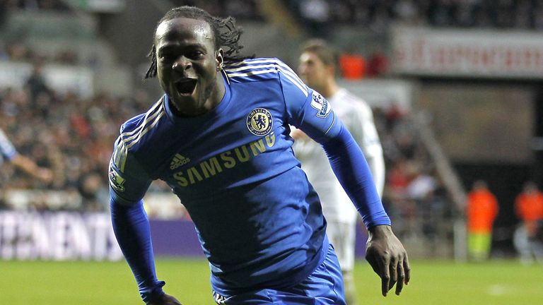 Victor Moses: On Everton's wanted list