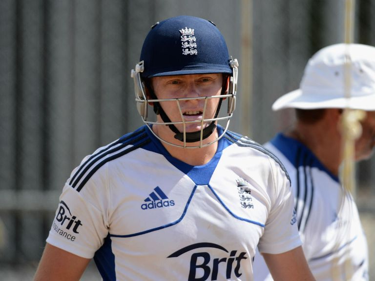 Bairstow: Gets his chance in place of injured Pietersen