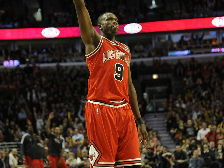 Luol Deng: Planning GB return