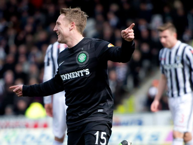 Kris Commons: Can grab the opener for Celtic