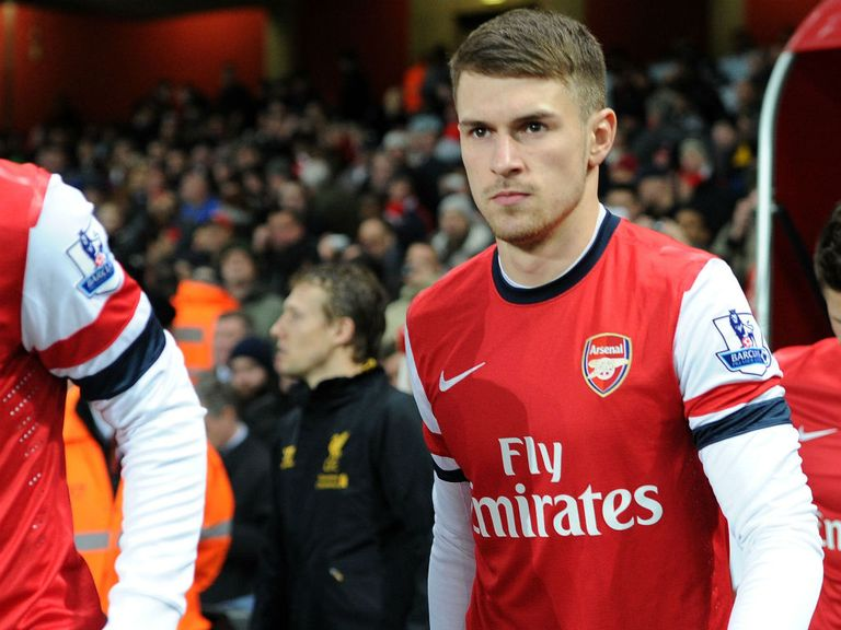 Aaron Ramsey: Enjoyed a run of consistency