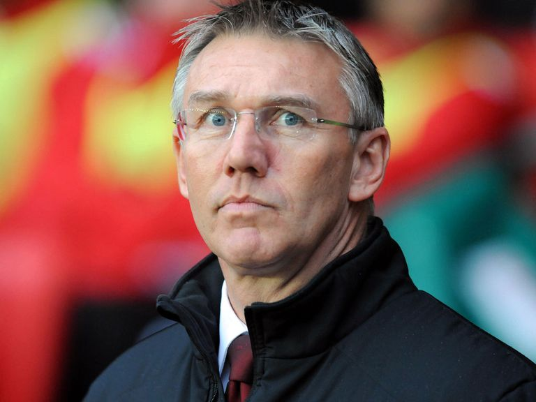 Nigel Adkins: New Reading manager