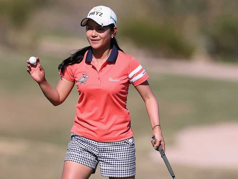 Ai Miyazato: Has reclaimed the lead