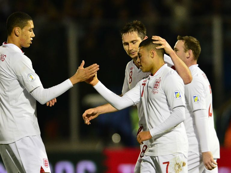England: Beat San Marino 8-0 on Friday night