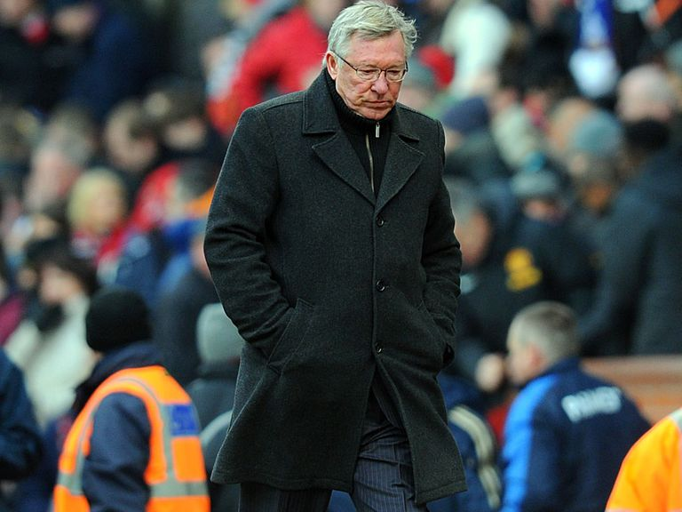 Sir Alex Ferguson: Waiting on UEFA verdict
