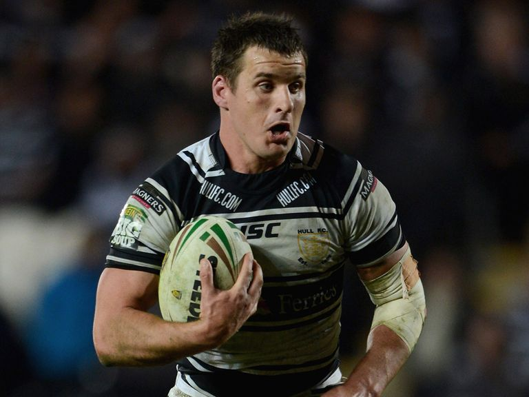 Brett Seymour: Returning to Super League