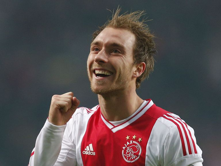 Christian Eriksen: Closing on move to Tottenham