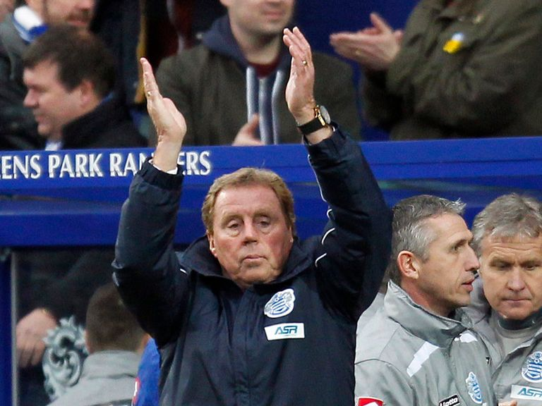 Redknapp: Can claim three more vital points