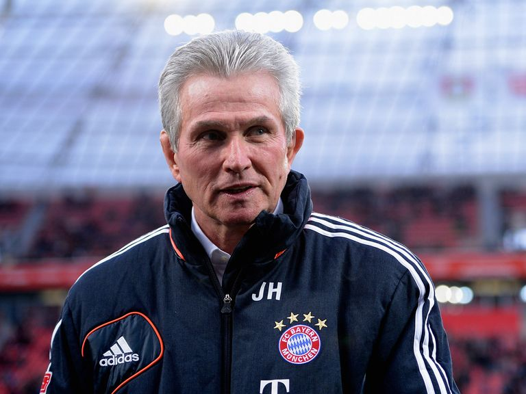 Jupp Heynckes: Will leave Bayern at the end of the season