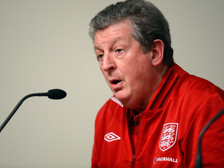Roy Hodgson: Safety-first approach in his big games so far with England