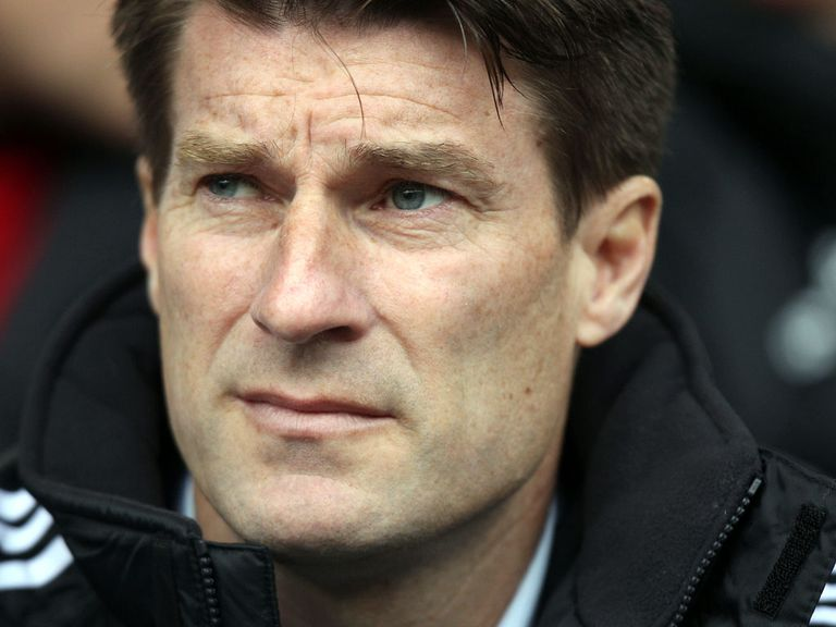 Michael Laudrup: Keeps Richards at Swansea