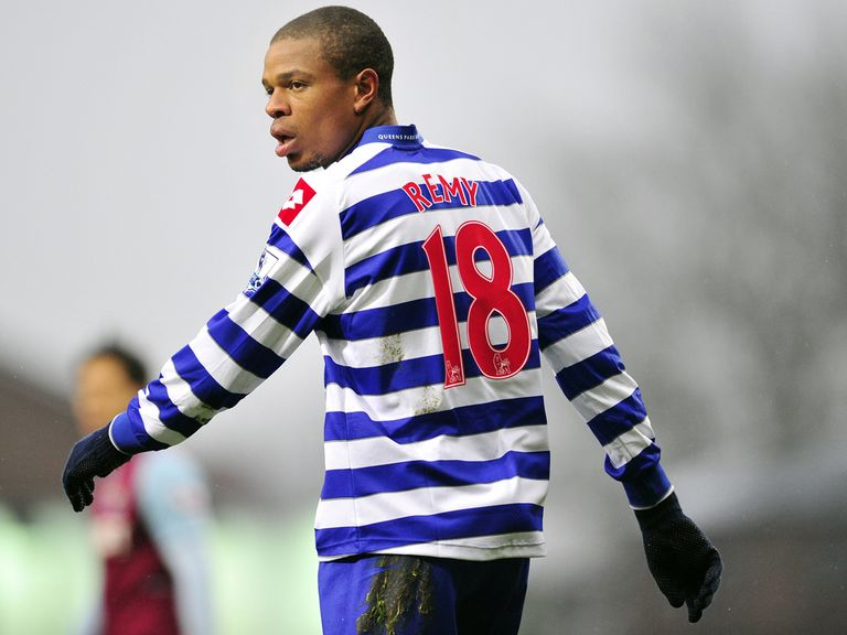 Loic Remy: Has completed a loan move to Newcastle
