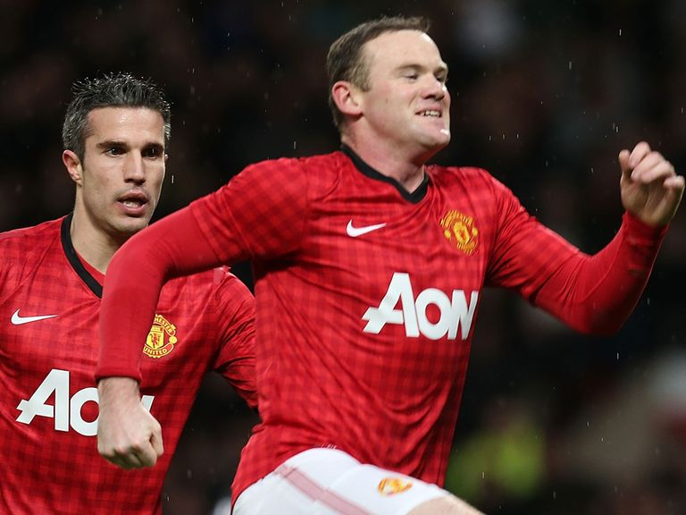 Rooney: Possible target for PSG