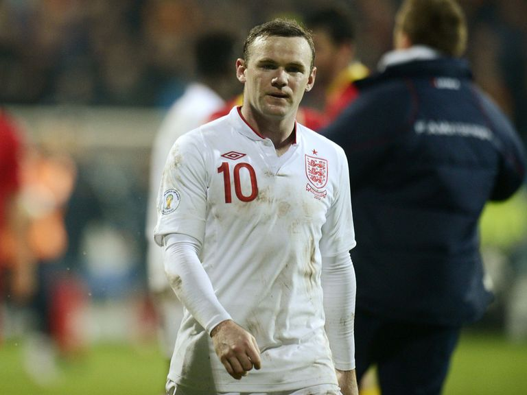 Wayne Rooney: Linked with summer PSG move