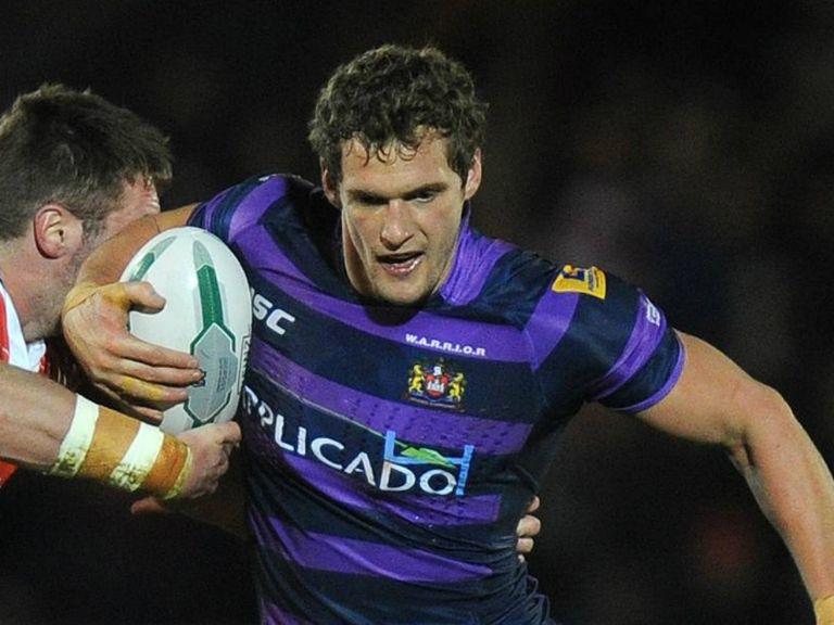 Sean O'Loughlin: Back for Wigan