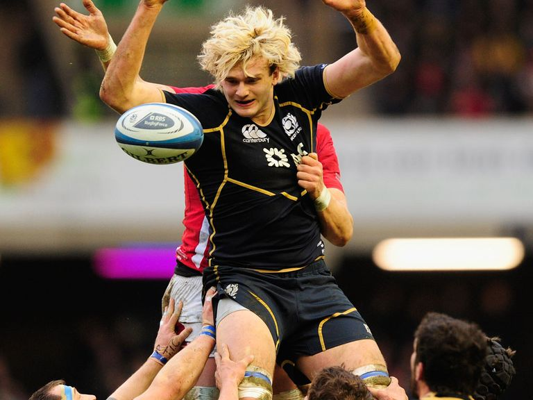 Richie Gray: Heading to Castres