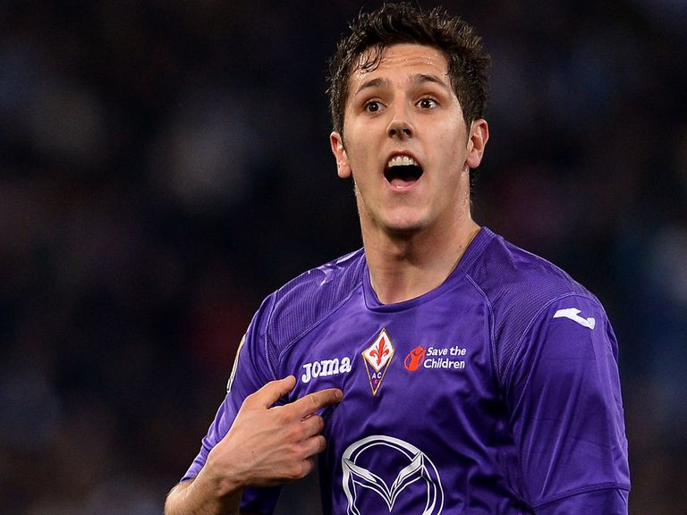 Stevan Jovetic: Will leave Fiorentina if a suitable offer arrives